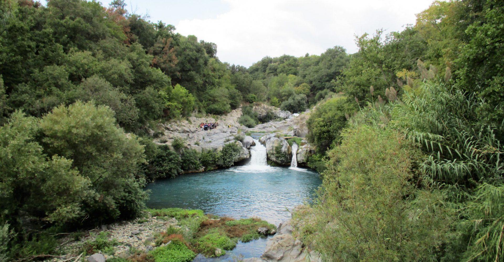 Gurne dell'Alcantara – szlakiem Parku Fluwialnego Rzeki Alcantara