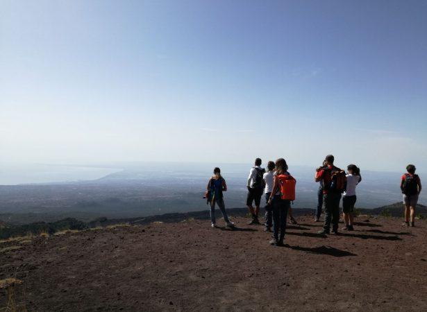 Etna – Hiking the Path of the Donkey's Back. Valle del Bove e Schiena dell'Asino
