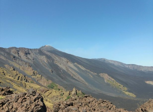 Etna Easy Hike