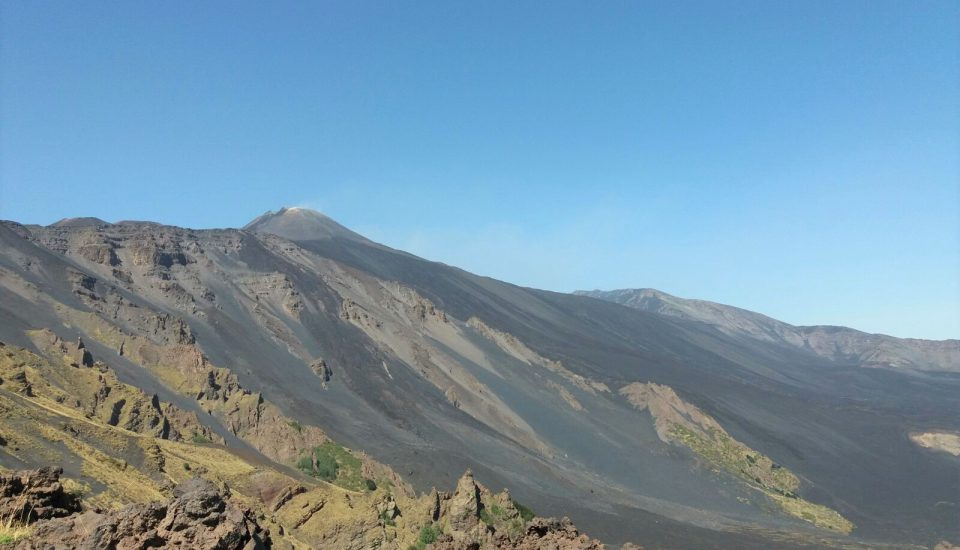 Etna Hike – Path of The Donkey's Back