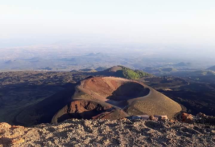 Etna o Poranku