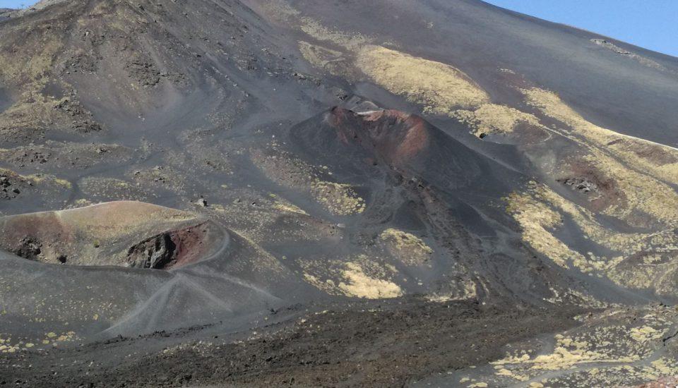 Etna Kratery Centralne