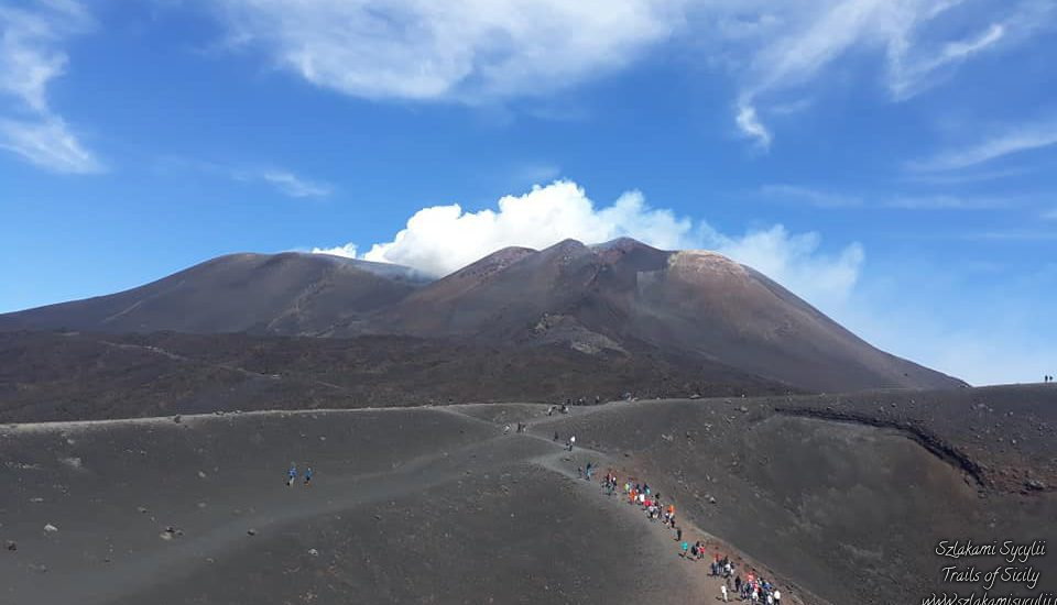 Etna Summit Craters – Cable Car & Jeep