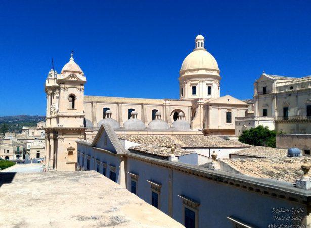 Miasteczko Noto koło Syrakuz – perła sycylijskiego baroku.
