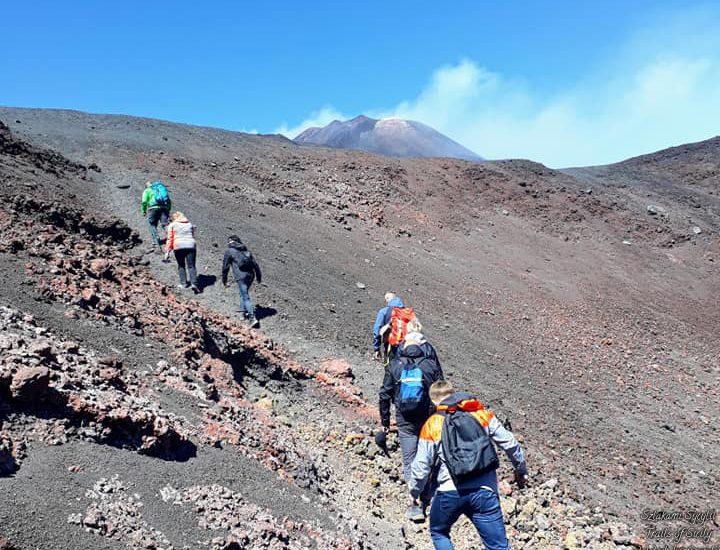 Etna Trekking Dla Wytrwałych