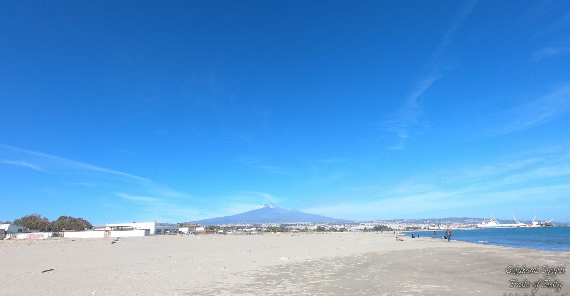 Plaże w Katanii